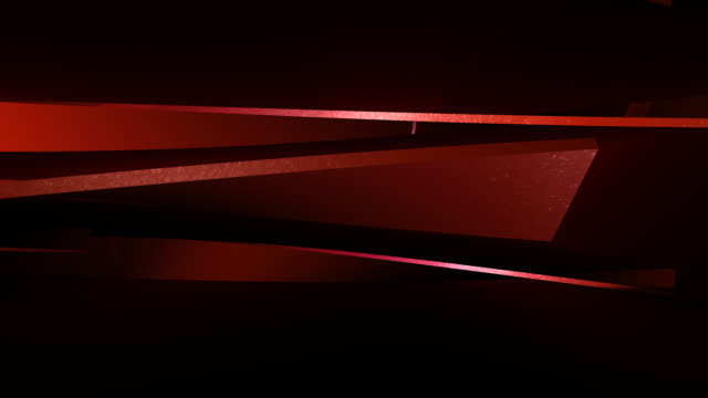 flowing red ribbons - ribbon stok videoları ve detay görüntü çekimi