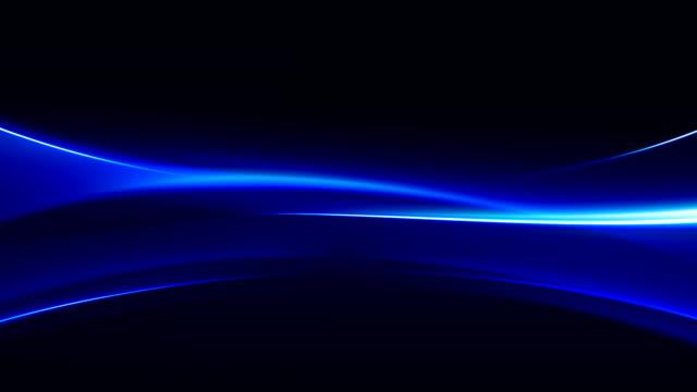 Fluid light blue. video
