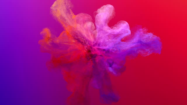 fluid particles explosion - abstract stock videos & royalty-free footage