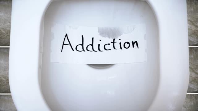 Flushing Addiction video