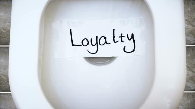 Flushing Loyalty video