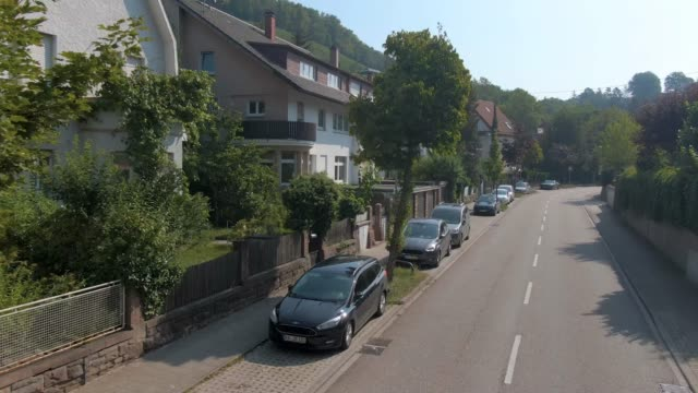 Flying around the streets of Karlsruhe and Durlach video
