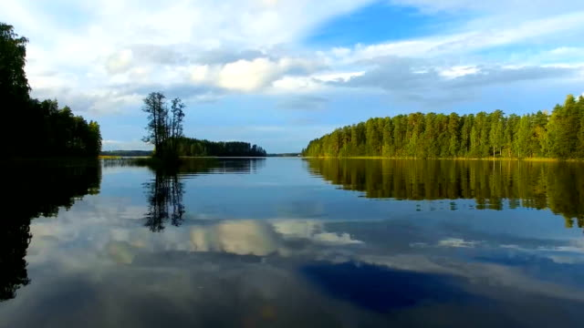 flyga på låg höjd över sjön. - finland bildbanksvideor och videomaterial från bakom kulisserna