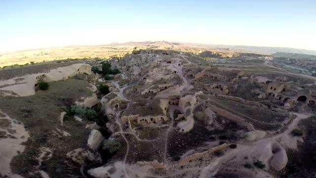 Flying in Cappadocia Hot Air Balloon video