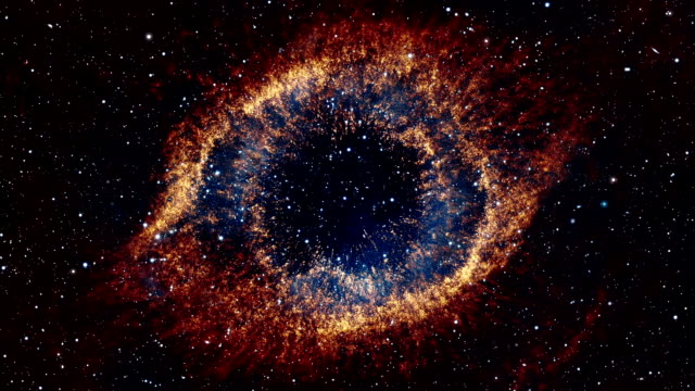 Flying Into Eye Galaxy video