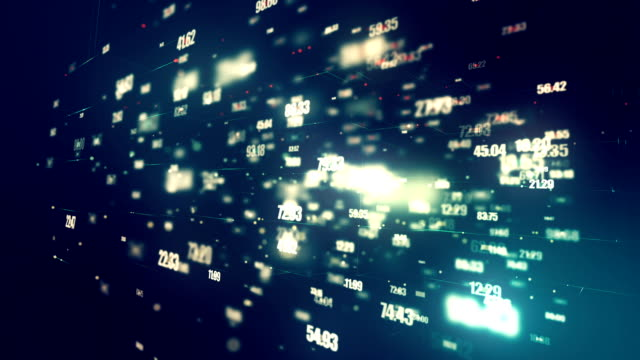 vídeos de stock, filmes e b-roll de números de voo - cifras financeiras