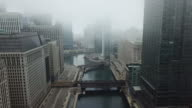 istock Flying Over Empty Chicago River During Covid-19 Pandemic 1216552299