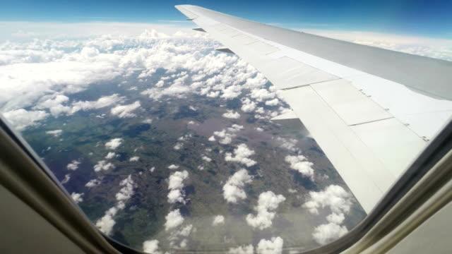 Flying over Tanzania and Kenya video