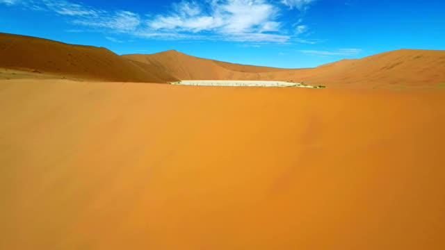 HELI Flying Over The Dead Vlei video