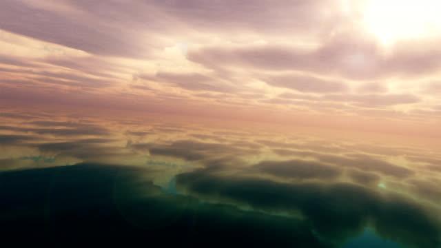 にお越しいただけます。 - 層積雲点の映像素材/bロール