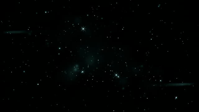Flying through blinking stars seamless loop animation Flying through blinking stars. Computer generated seamless loop animation space exploration stock videos & royalty-free footage