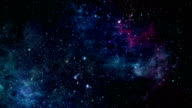 istock Flying through stars and nebula 475338912