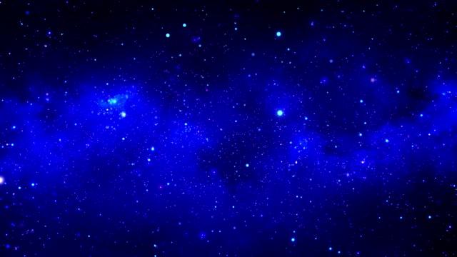 vidéos et rushes de voler à travers de nébuleuses stellaires et poussière cosmique, d'amas de gaz cosmique et une constellations dans l'espace lointain. éléments de cette vidéo fournie par la nasa - ciel etoile