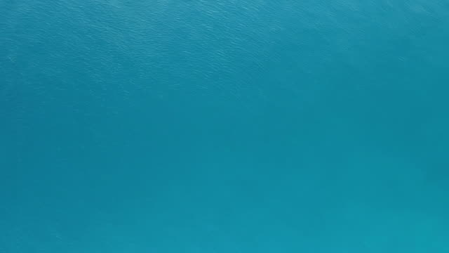 flying upwards on the sea, episode 1 of 5, from blue to light blue video