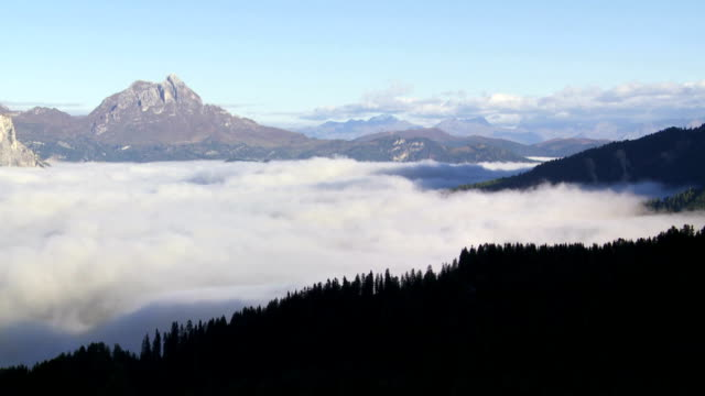 Nebel auf High Mountain Valley TL – Video