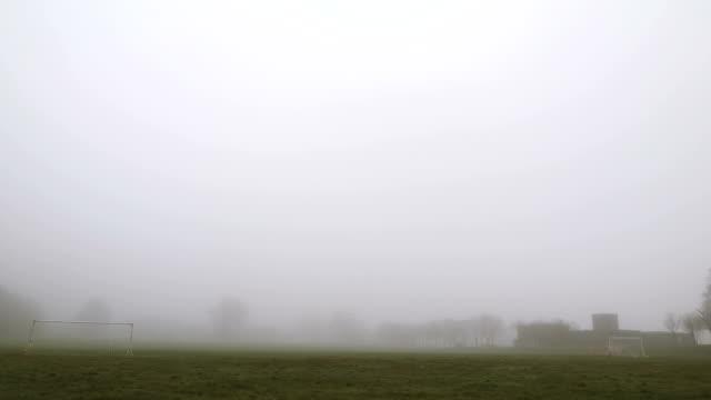 fog in timelapse video
