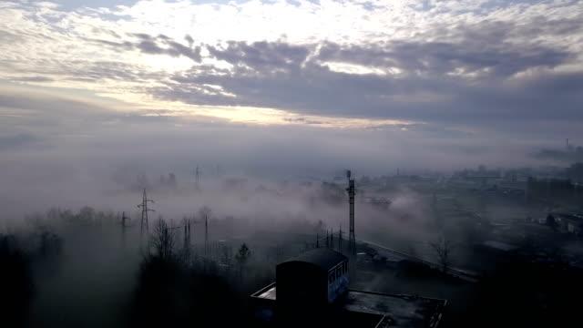 Foggy Morning Valley
