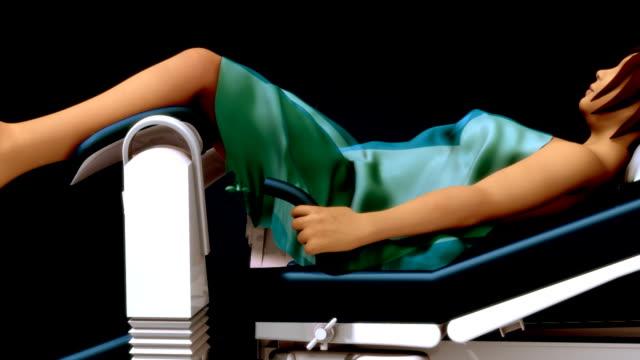 foliküler aspirasyon - üreme organı stok videoları ve detay görüntü çekimi