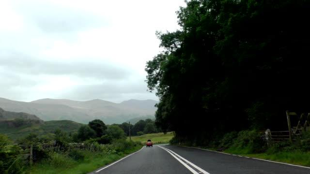 Following three wheeled car video