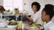 istock Food is best served with family 1010630742