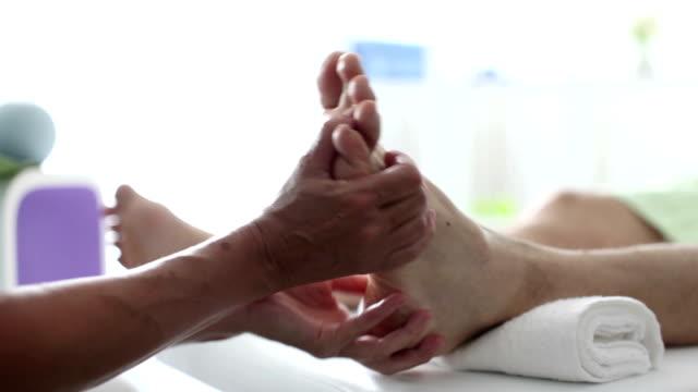 Foot Massage-reflexology video