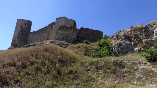 footage of yeni sale fortress - męczennik filmów i materiałów b-roll