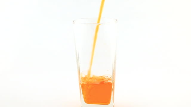 Pour orange juice Pour orange juice orange juice stock videos & royalty-free footage