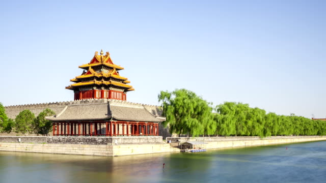 Forbidden City - time lapse video