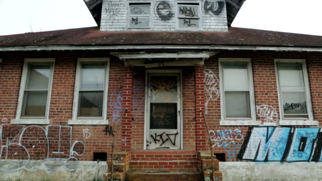 Foreclosed House Inclinaison vers le bas - Vidéo