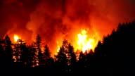 istock Forest Fire Near Portland Oregon 1190517174