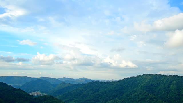 林景観カオ yai 国立公園、タイ、世界遺産の - 各国の観光地点の映像素材/bロール