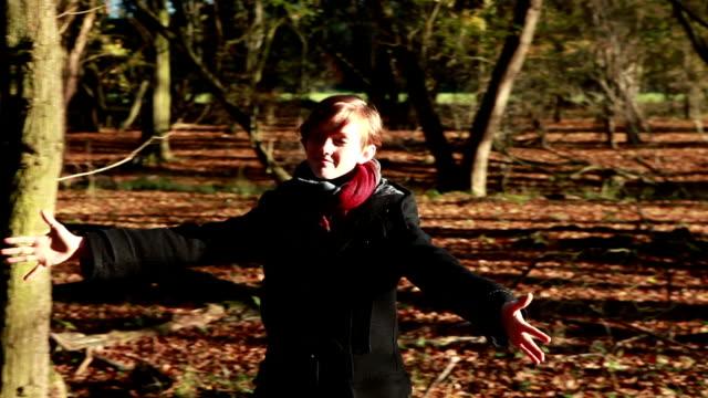 Forest romance... video