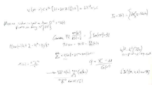 Formula Writings video