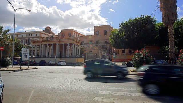 Foro Italico in Palermo