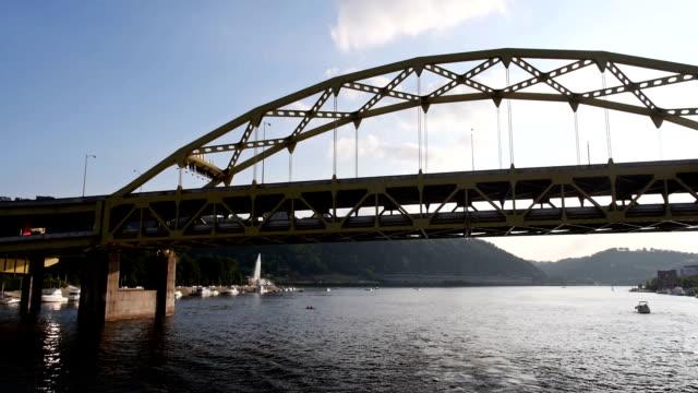 Fort Duquesne Bridge video