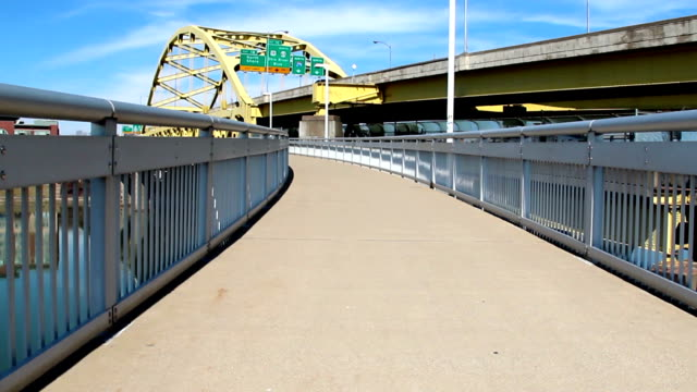 Fort Duquesne Bridge Walkway video