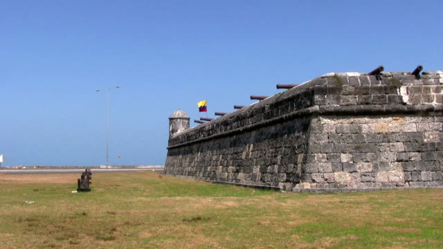 HD: Fort in Cartagena video