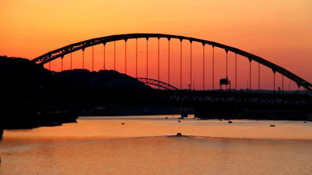 Fort Pitt Bridge video