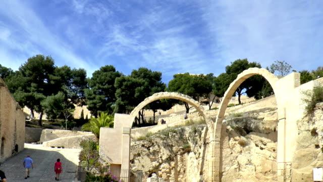Fortress - Alicante, Spain video