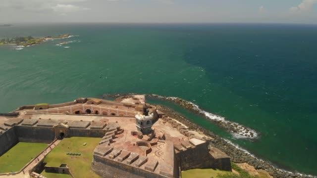 Fortress at Old San Juan, Puerto Rico - Castillo San Felipe del Morro