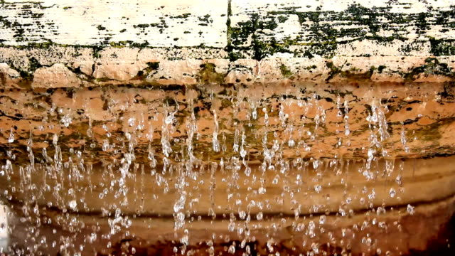 Fountain (HD) Fountain running water stock videos & royalty-free footage