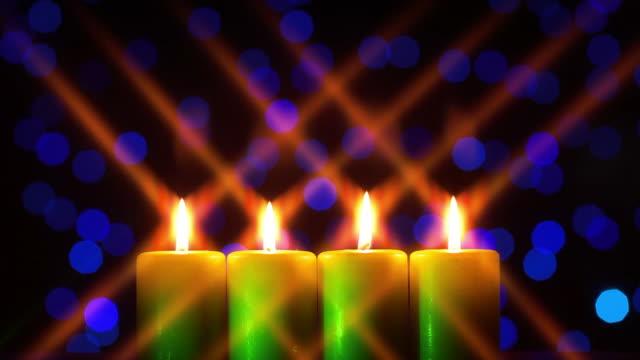 Vier Kerzen – Video