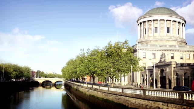 Four Courts, Dublin, Ireland video