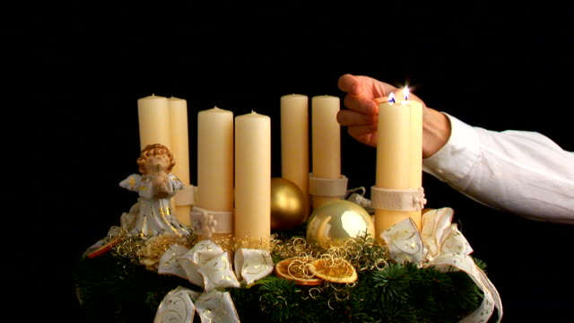 fourth advent part I video