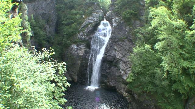 Foyers Falls video