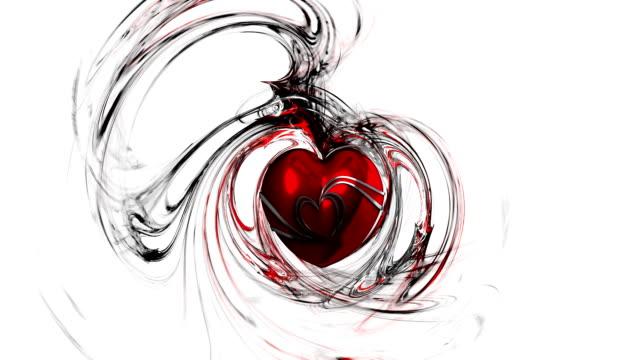 Fractal Heart video