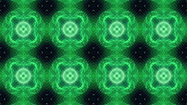 vídeos de stock, filmes e b-roll de animação de fundo padrão fractal 4k disponível - manipulação digital