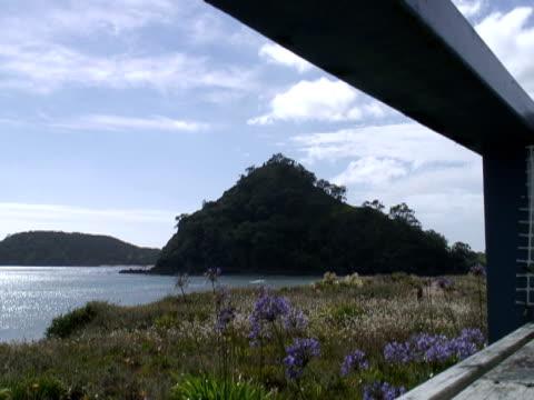 Framed Coastal View video