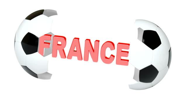 France. 4K Resolution. Looping. France. 4K Resolution. Looping. international match stock videos & royalty-free footage