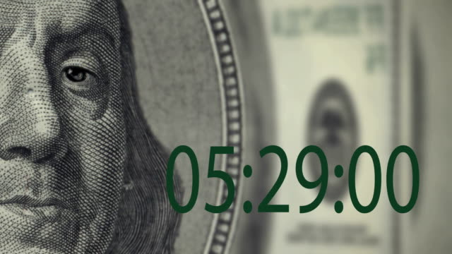 Franklin time is money video